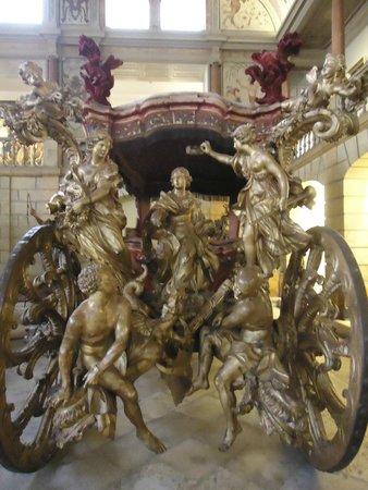 Museu Nacional dos Coches : Carrozza