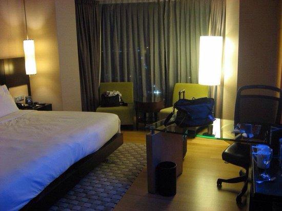 Hilton Kuala Lumpur: 部屋
