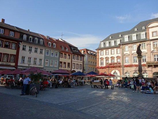 Altstadt (Old Town): Heidelberg