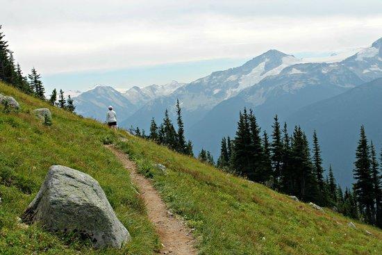 Hilton Whistler Resort & Spa: Highnote Trail