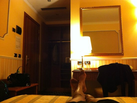 Andreola Hotel : poser