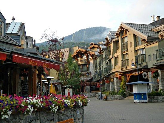Hilton Whistler Resort & Spa: Whistler Village