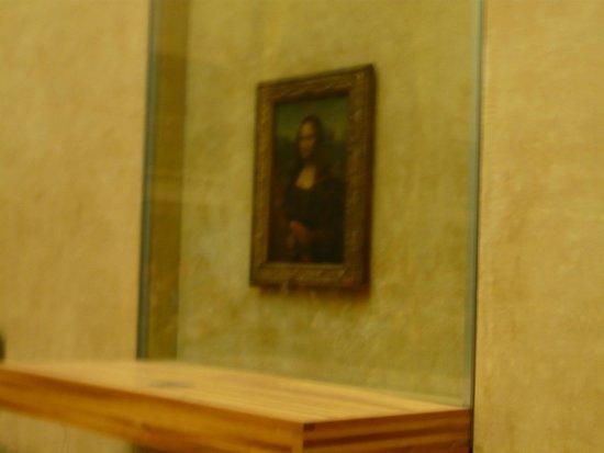 Musee du Louvre: La Joconde