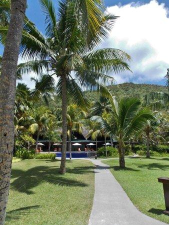Paradise Sun : Hotelgelände