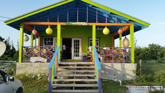 Pigeon Cay Beach Club: Da Smoke Pot