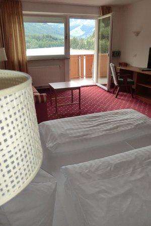 Hotel Seehof: la camera