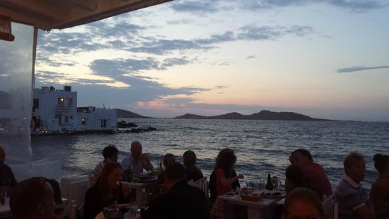 Taverna Glafkos: panorama