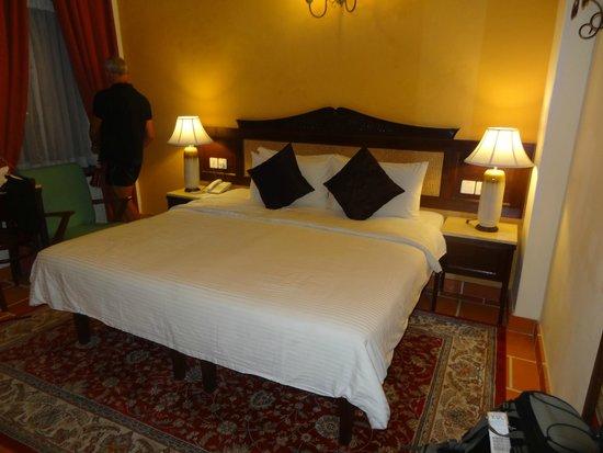 Yeng Keng Hotel : la chambre