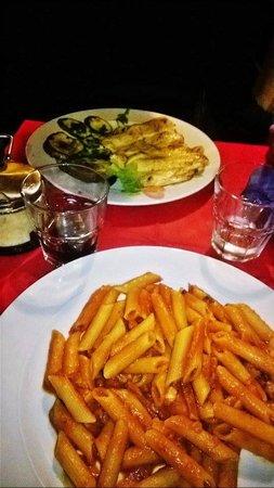 Ristorante Pizza Roma: Agosto 2014