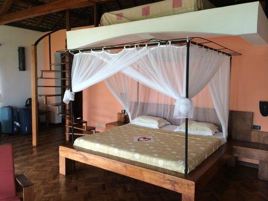 Hotel Arc en Ciel : camera boungalow