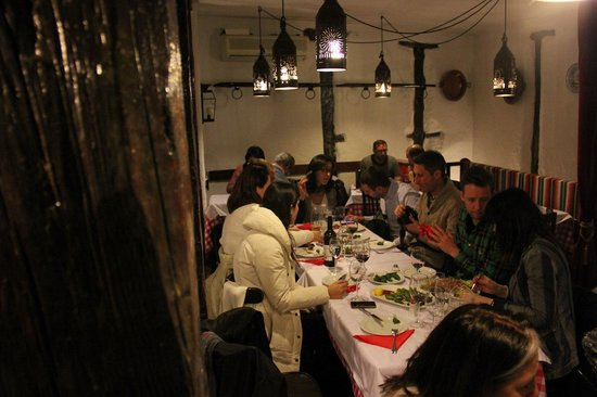 Devour Madrid Food Tours: the group