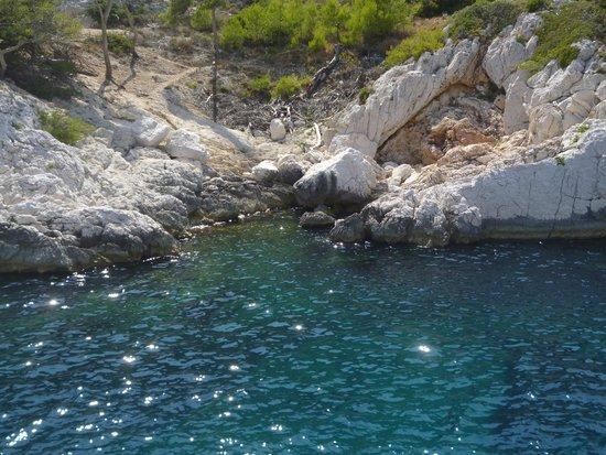 Icard Maritime: Visite des calanques