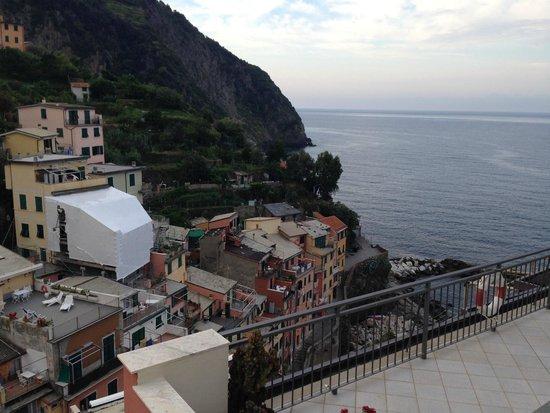 La Baia di Rio: view from our room