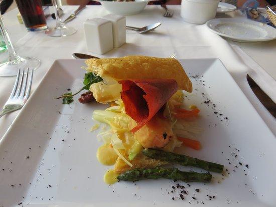H10 Conquistador: Food from the La Vita e Bella