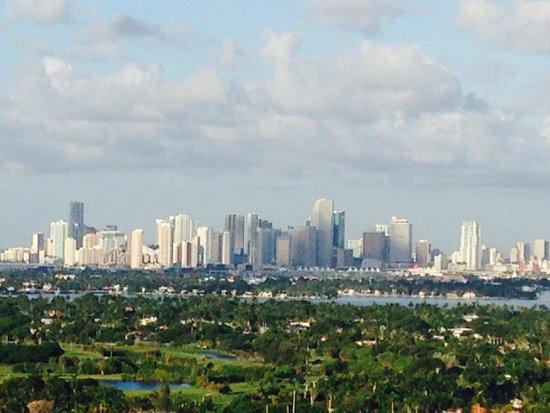 Fontainebleau Miami Beach: Vue de notre chambre !