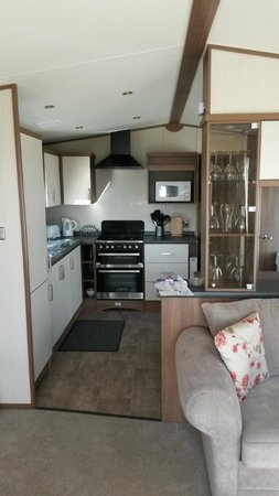 Kitchen - Platinum Caravan