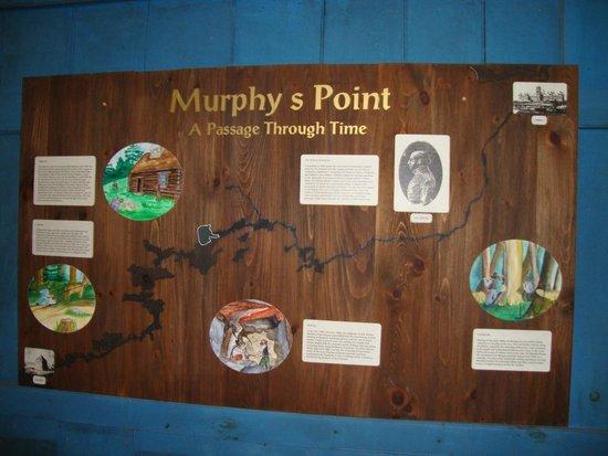 Murphys Point Provincial Park: learning