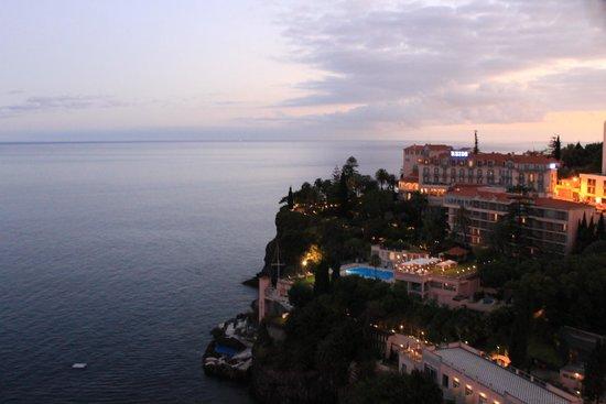 Pestana Carlton Madeira: View to the west