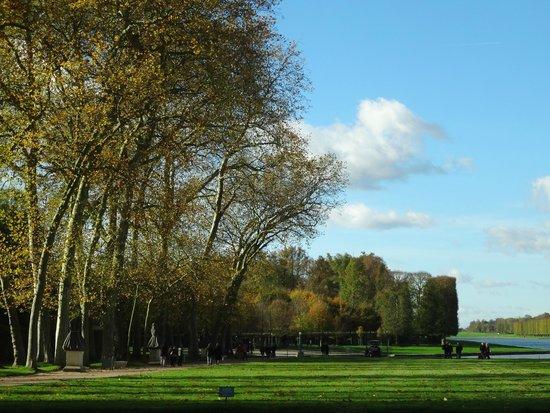 Jardin du Luxembourg : Los Jardines