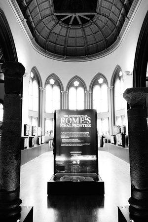 Hunterian Museum: Main exhibition