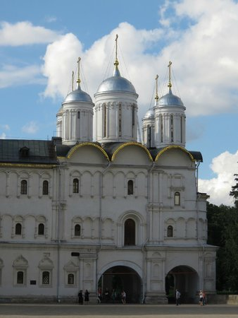Moskauer Kreml: アルハンゲリスキー聖堂。