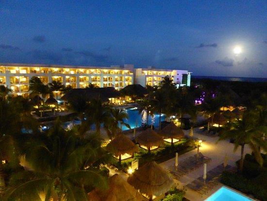 Paradisus Playa del Carmen La Perla: Vue de la chambre