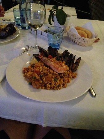 Aqua: Paella