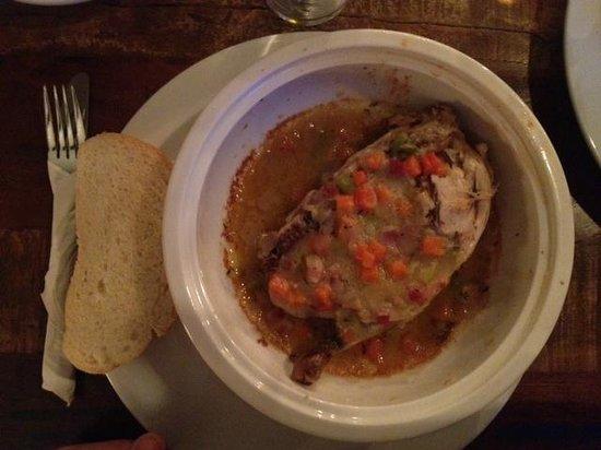 O'Flynns Irish Pub : Chicken Casserole