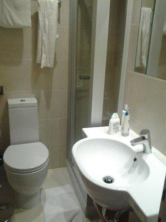 Hotel Delfin: il bagno