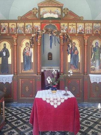 Safari Club Crete: Small church