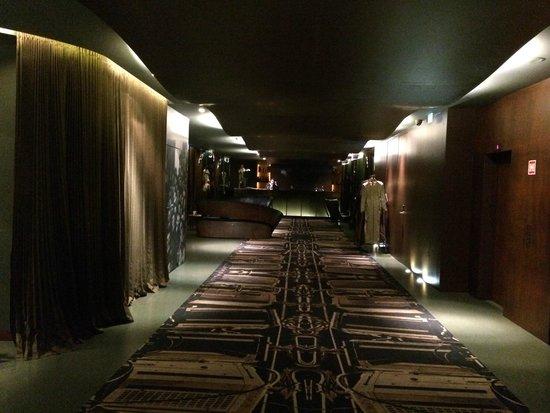 Hotel Teatro Porto: Entrda/entrance