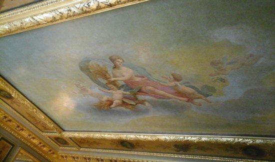 Ladurée : le plafond
