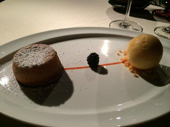 Hotel Teatro Porto: Restaurante Palco - sobremesa/dessert