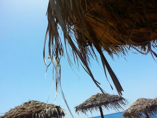 Perissa Beach: Вариации на тему