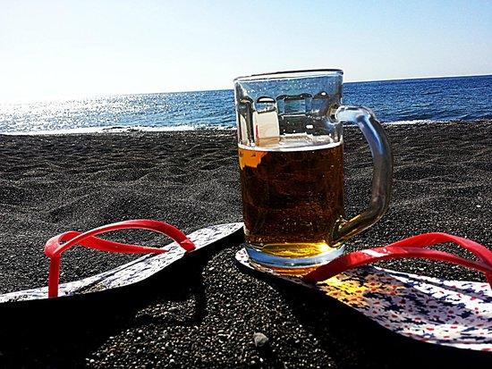 Perissa Beach: Стандартный набор