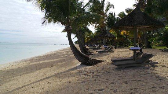 LUX Le Morne : на пляже