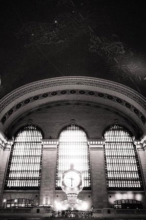 Grand Central Terminal: The beauty will leave you in awe
