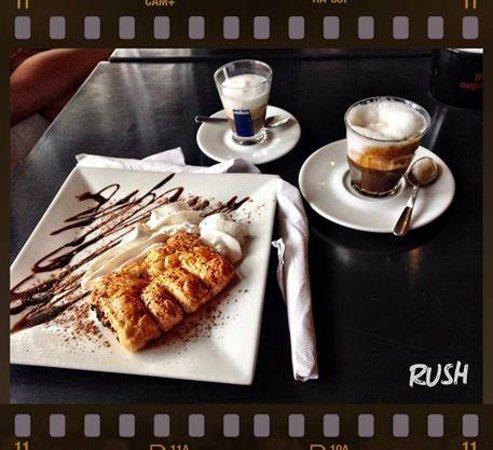 Rush Espresso : mmmmm….