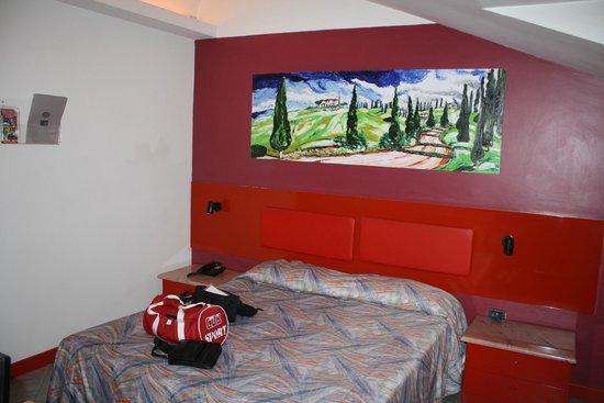 Royal Palace Hotel: La chambre
