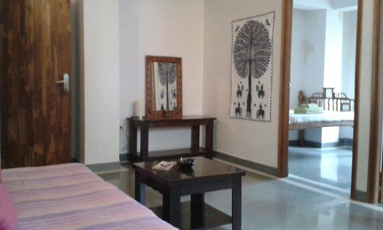 Silver Moon Haveli: Standard Apartment
