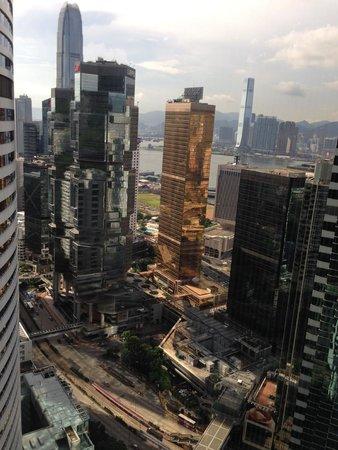 Conrad Hong Kong: view