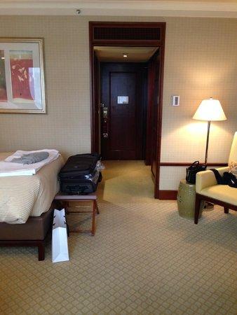 Conrad Hong Kong: double bed room