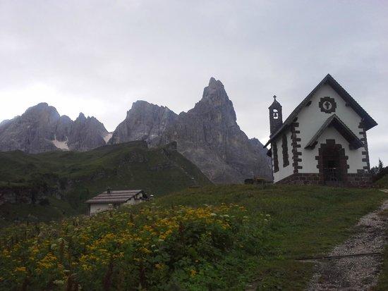 Alpenrose Hotel: dintorni
