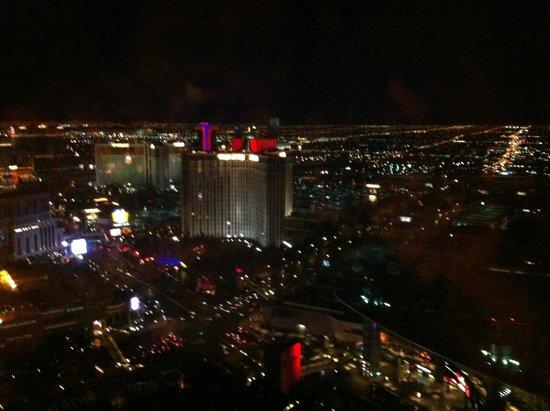 Wynn Las Vegas: Vista do quarto