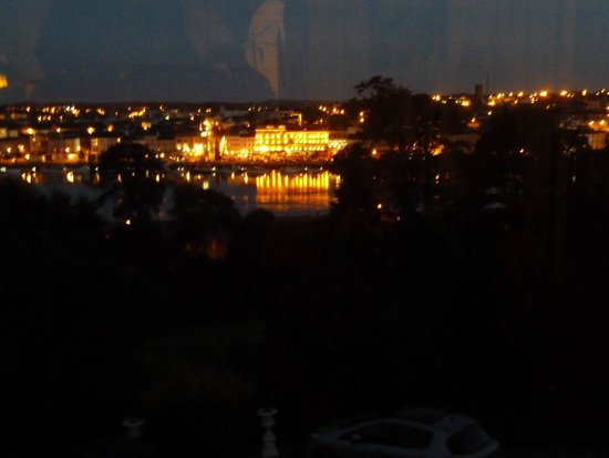 Sion Hill House: Waterford at night