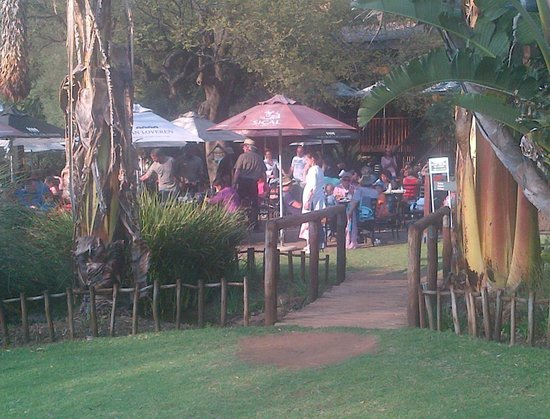 Walter Sisulu National Botanical Gardens: Lunch Guests