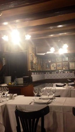 Los Caracoles : i tavoli