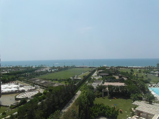 Barut Lara: View from 7th floor