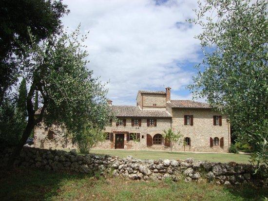Borgo Gallinaio: the house