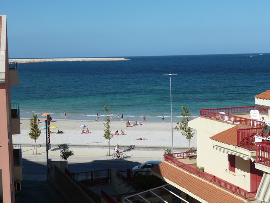 Alma di Alghero Hotel: View from 401